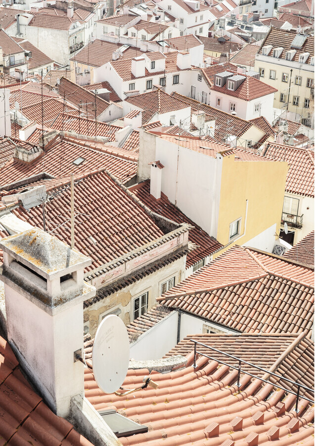 Alfama - Fineart photography by Shot By Clint