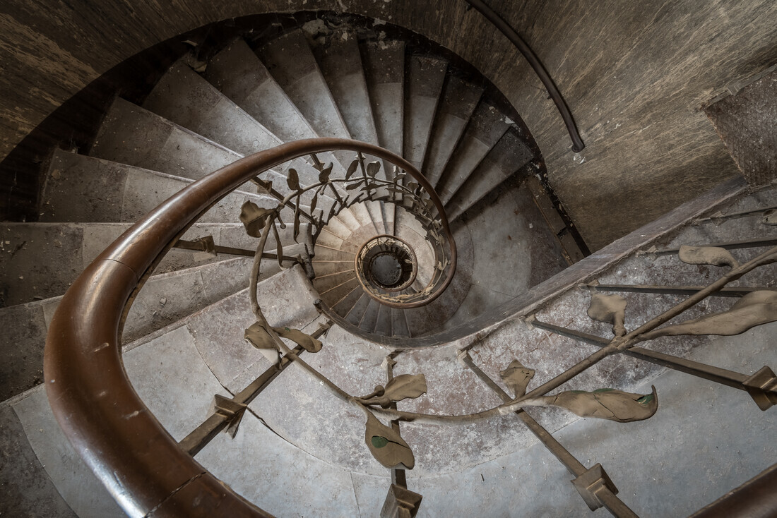 Spiral - Fineart photography by Heiko Probst