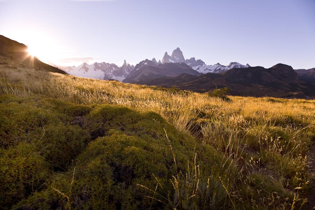 Cerro Torre & Fitz Roy - Fineart photography by Julian Bückers