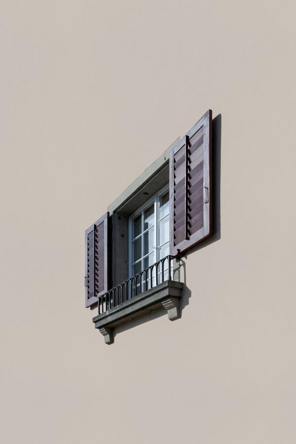 Fenster - fotokunst von Björn Witt