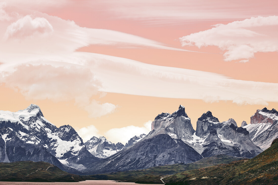 Lenticular Patagonia - Fineart photography by Matt Taylor