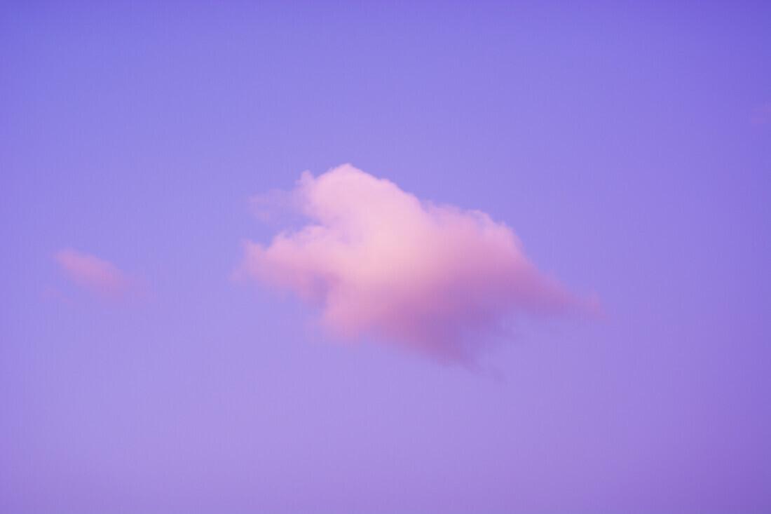 Cloud #9 - Fineart photography by Tal Paz-fridman