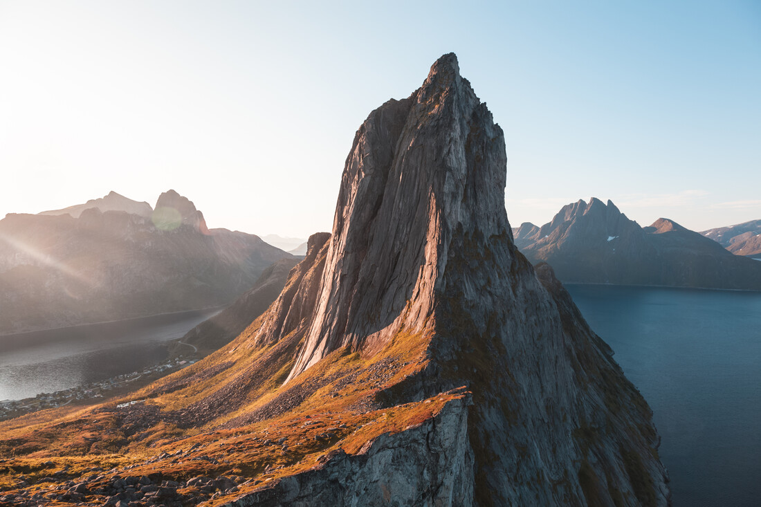 Mount Segla - Fineart photography by Sebastian Worm