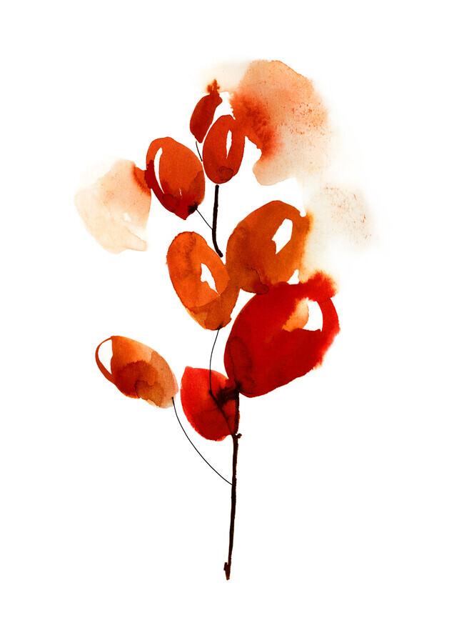 Cherries - fotokunst von Ekaterina Koroleva