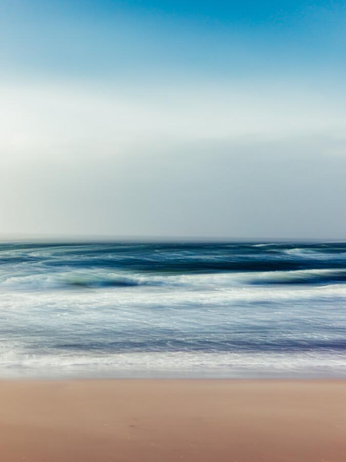 sea time - fotokunst von Holger Nimtz