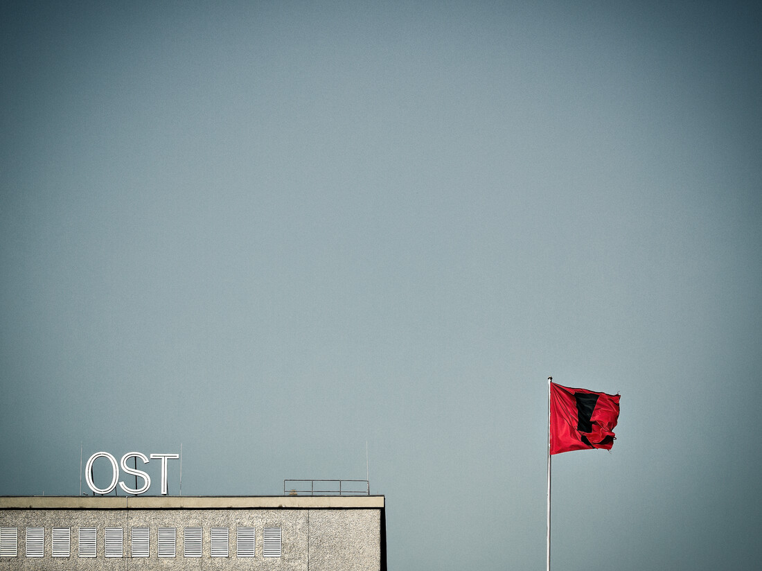 East - Fineart photography by Klaus-peter Kubik
