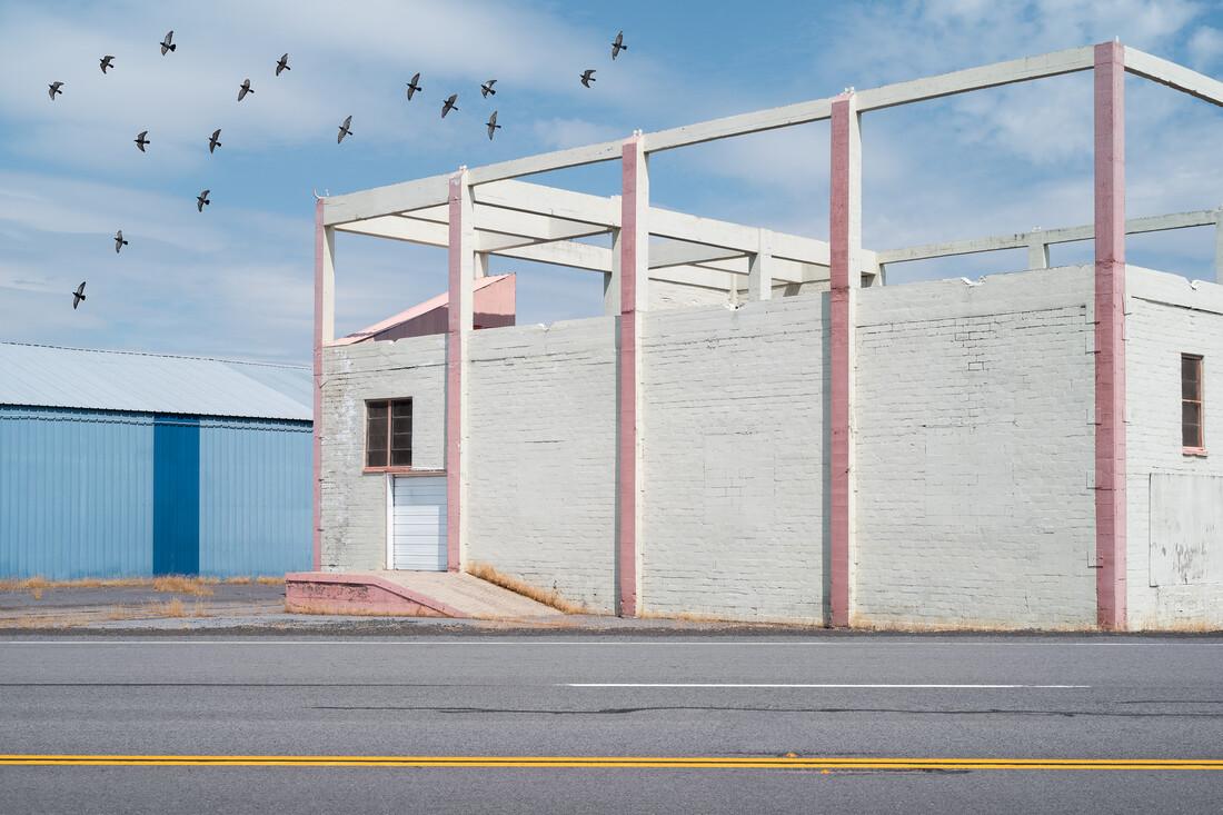 Roadside Views - Fineart photography by AJ Schokora