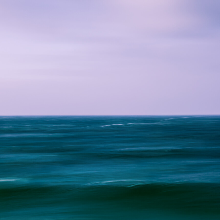 sea dream - fotokunst von Holger Nimtz