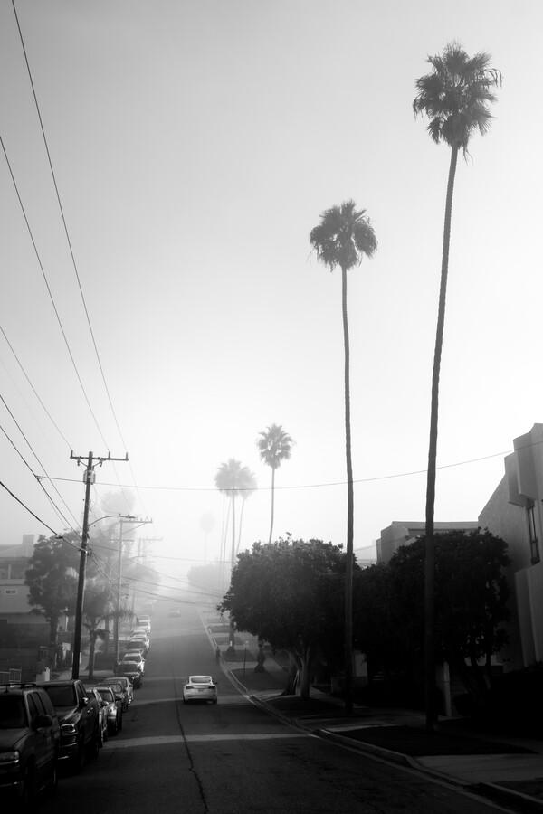California Alley - Fineart photography by Roman Becker
