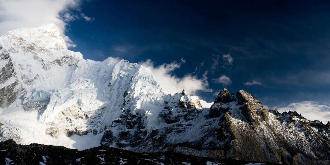 Nuptse - Fineart photography by Michael Wagener
