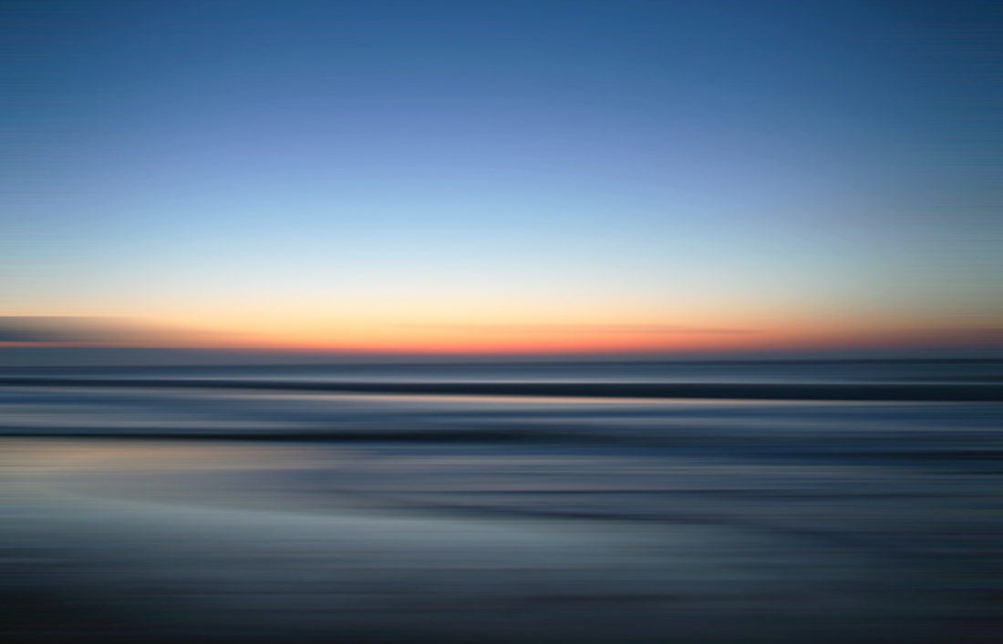 nordsee by nacht II - Fineart photography by Tim Bendixen