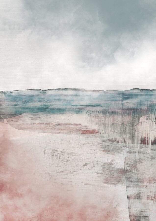 Misty Landscape - Fineart photography by Dan Hobday