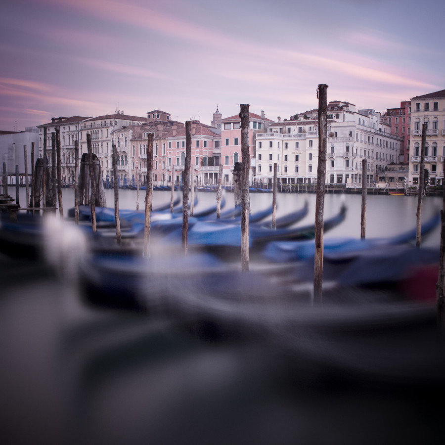Canal Grande - Study 8 - Fineart photography by Ronny Behnert