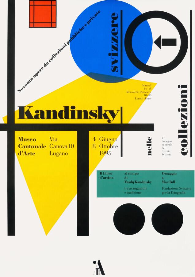 Kandinsky - Museo Cantonale d'Arte - Fineart photography by Art Classics