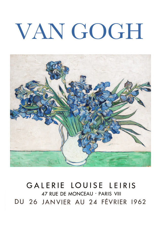 Van Gogh - Galerie Louise Leiris - Fineart photography by Art Classics