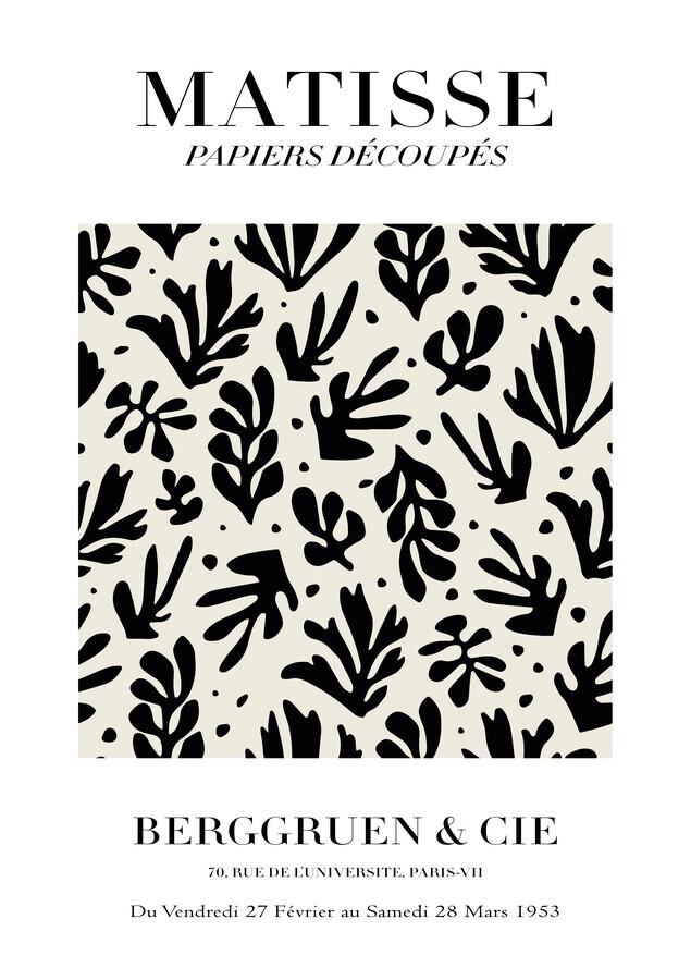 Matisse - Papiers Découpés - fotokunst von Art Classics