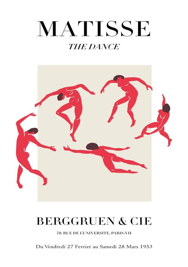 Matisse – The Dance - fotokunst von Art Classics