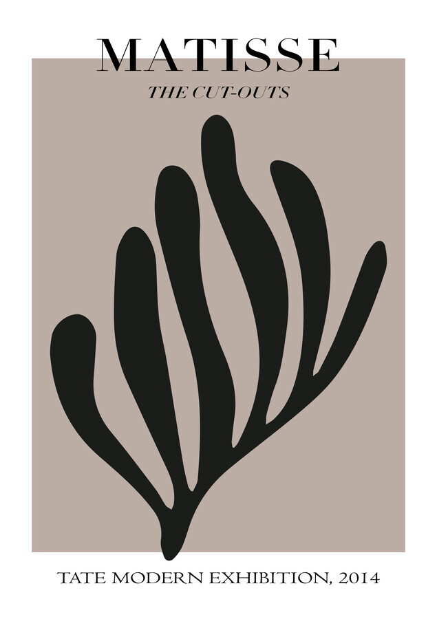 Matisse – The Cut-Outs - Fineart photography by Art Classics