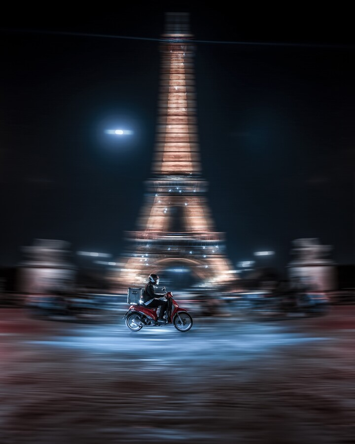 Go home ! - Fineart photography by Georges Amazo
