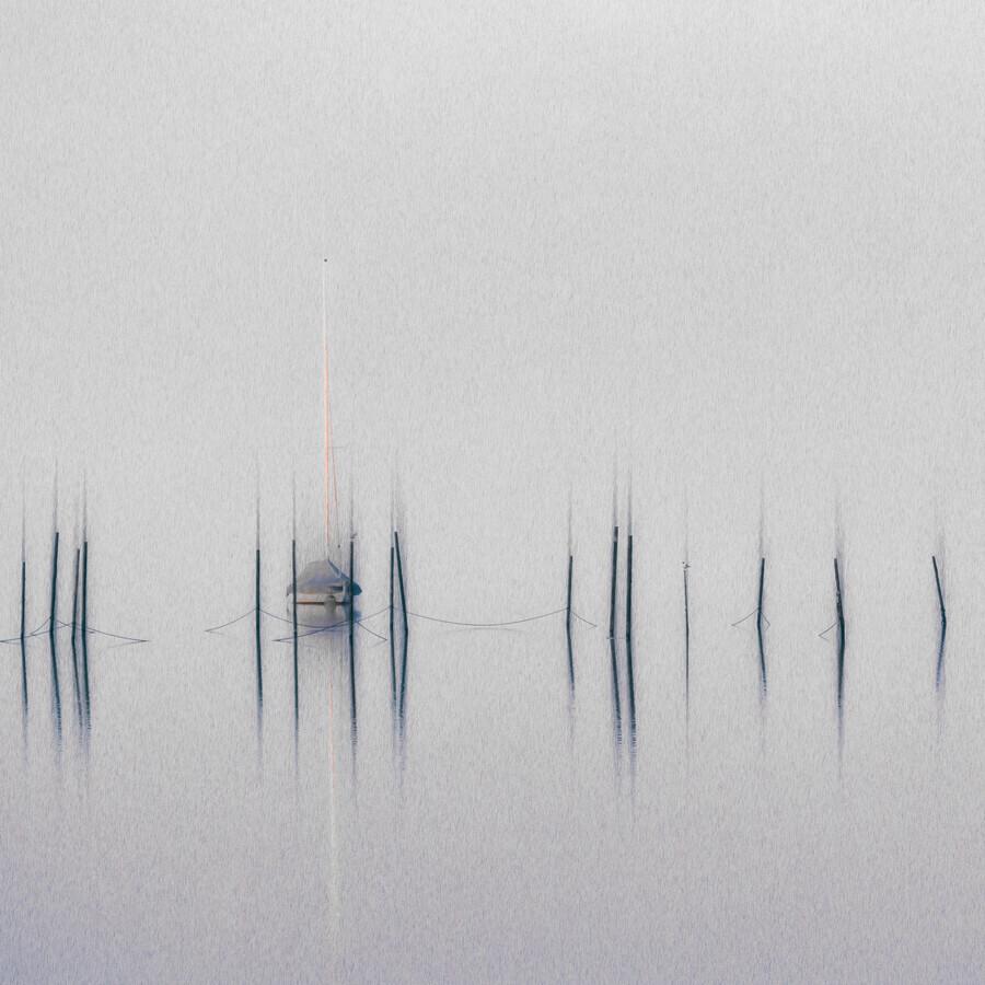 Ruhezeit - fotokunst von Roswitha Schleicher-Schwarz