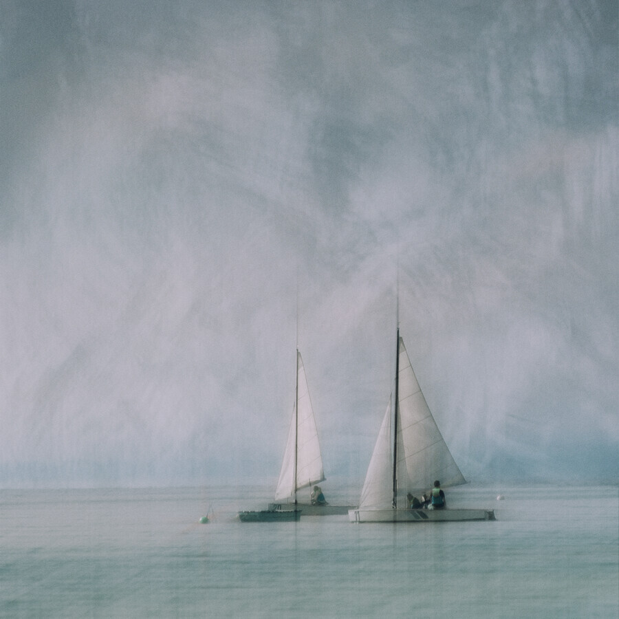 sailing trip - Fineart photography by Roswitha Schleicher-Schwarz