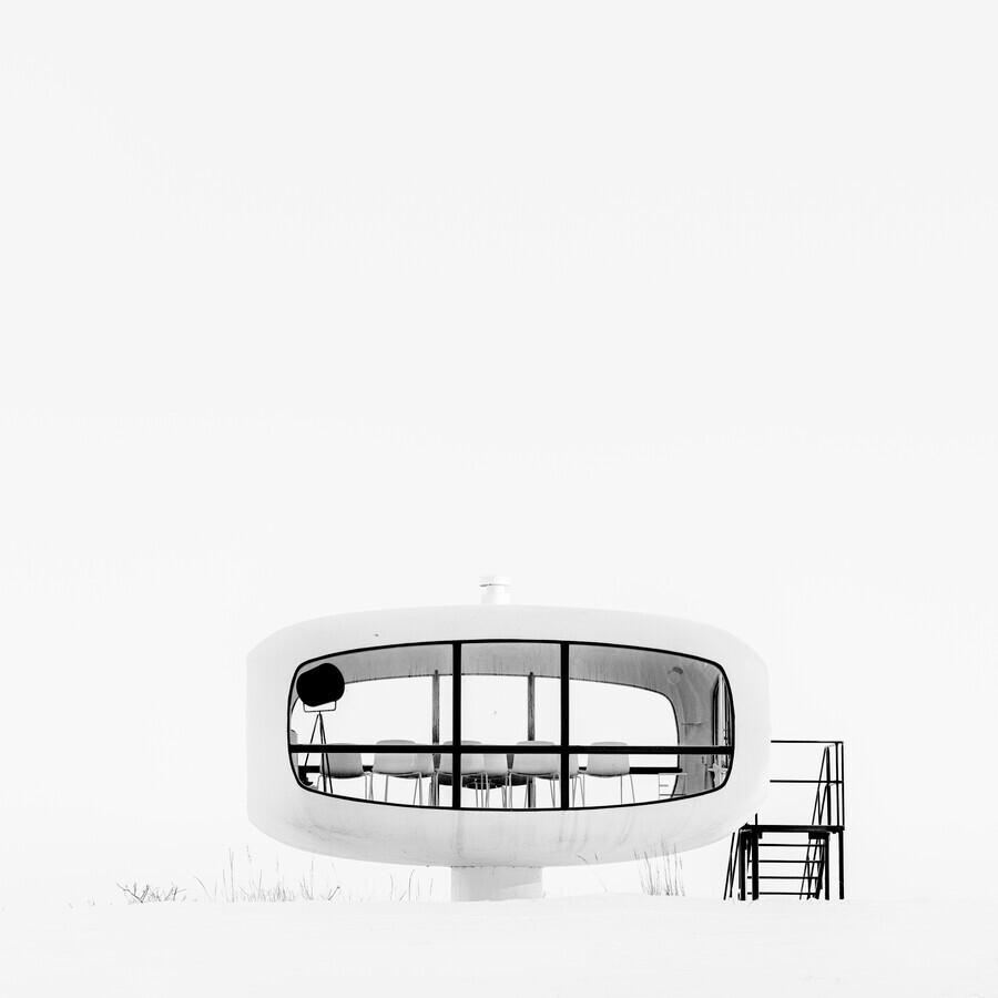 Müther-Turm#I - Fineart photography by J. Daniel Hunger