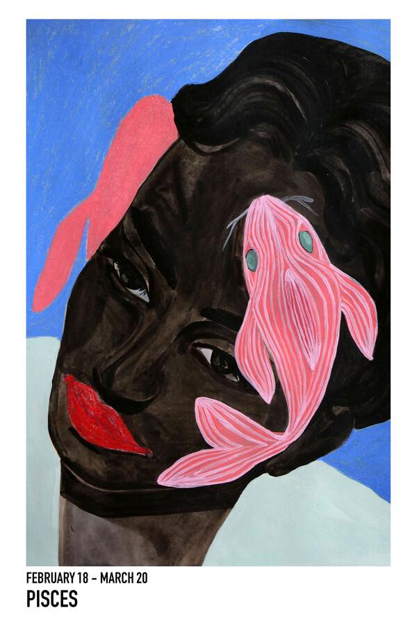 Pisces - fotokunst von Sophia Novosel