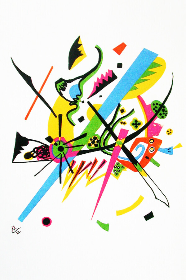 Kandinsky - Fineart photography by Art Classics