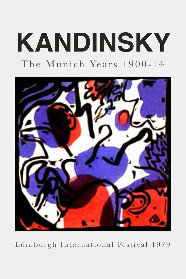 Kandinsky - The Munich Years 1900-14 - Fineart photography by Art Classics