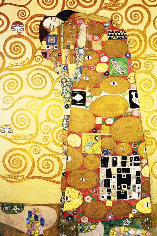 Gustav Klimt: Stocklet Palace - Fineart photography by Art Classics