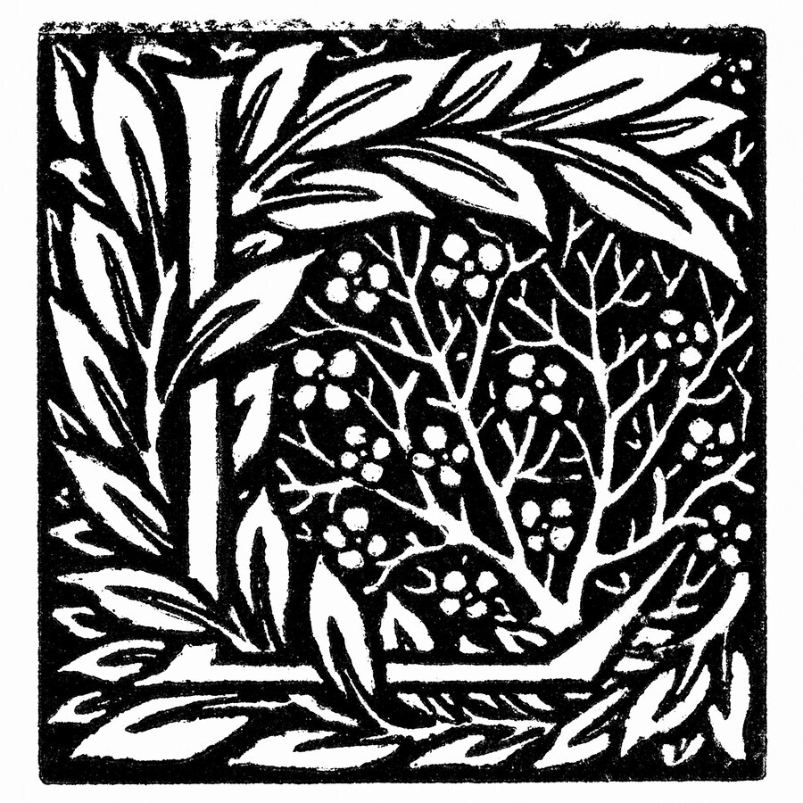 William Morris: Love is Enough - Fineart photography by Art Classics