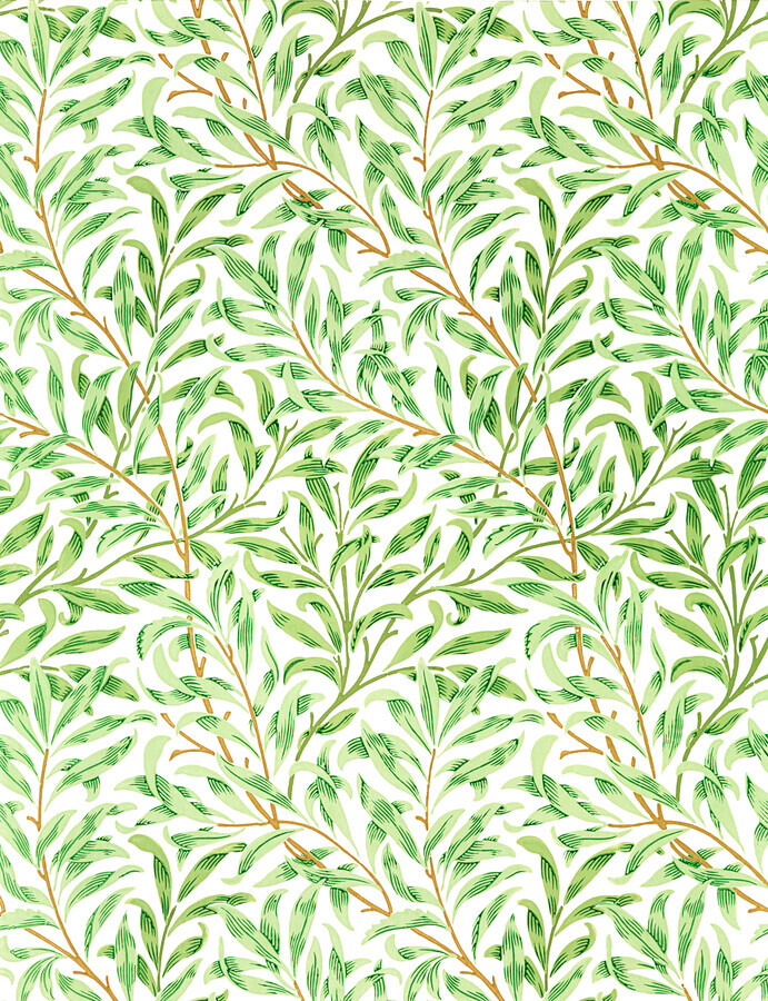 William Morris: Willow Boughs - Fineart photography by Art Classics