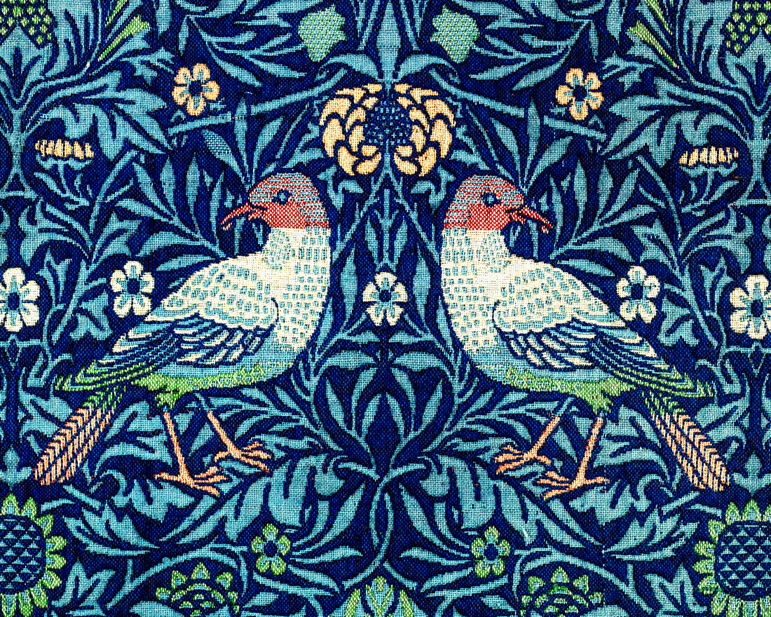 William Morris: Birds 3 - Fineart photography by Art Classics