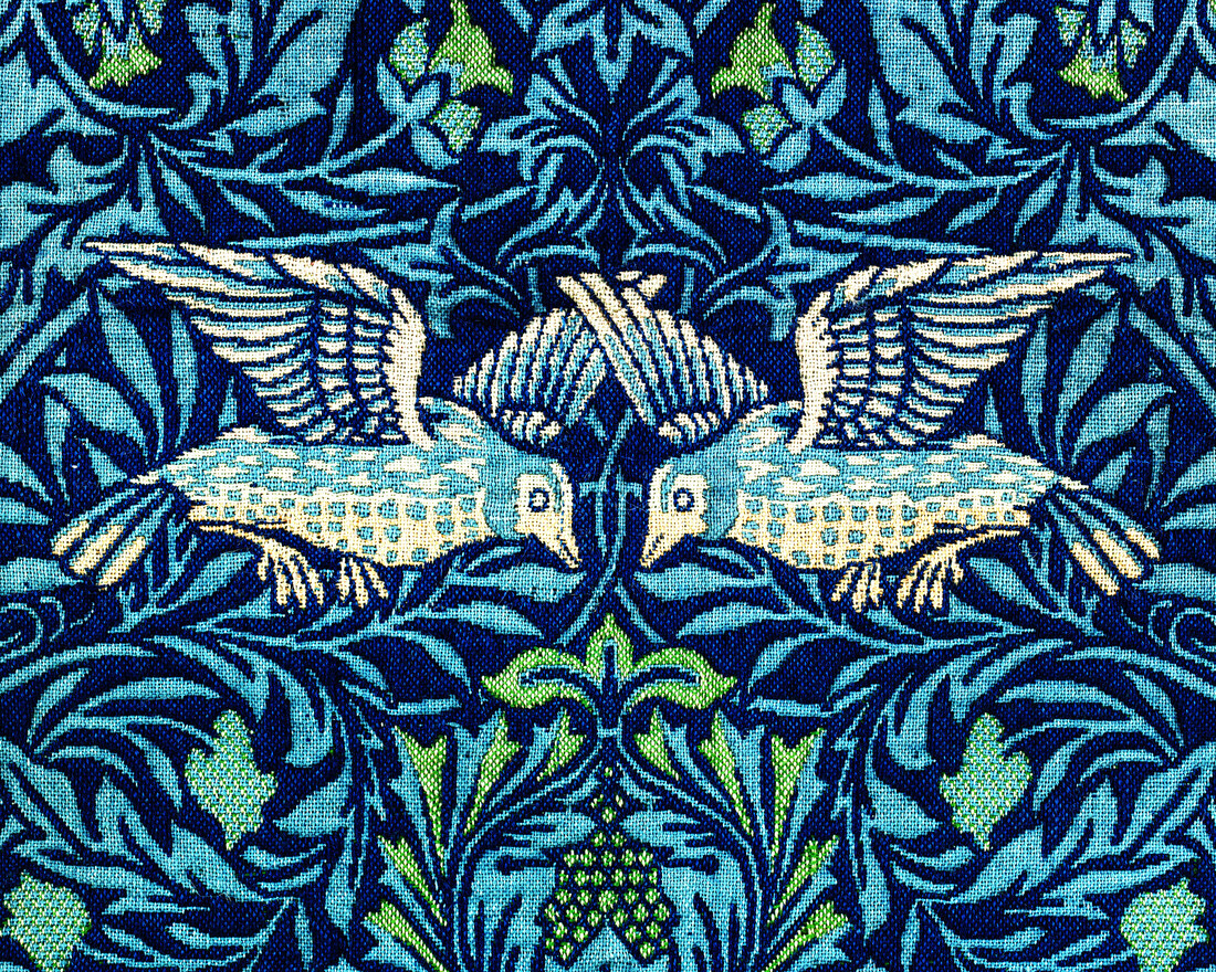 William Morris: Birds - Fineart photography by Art Classics