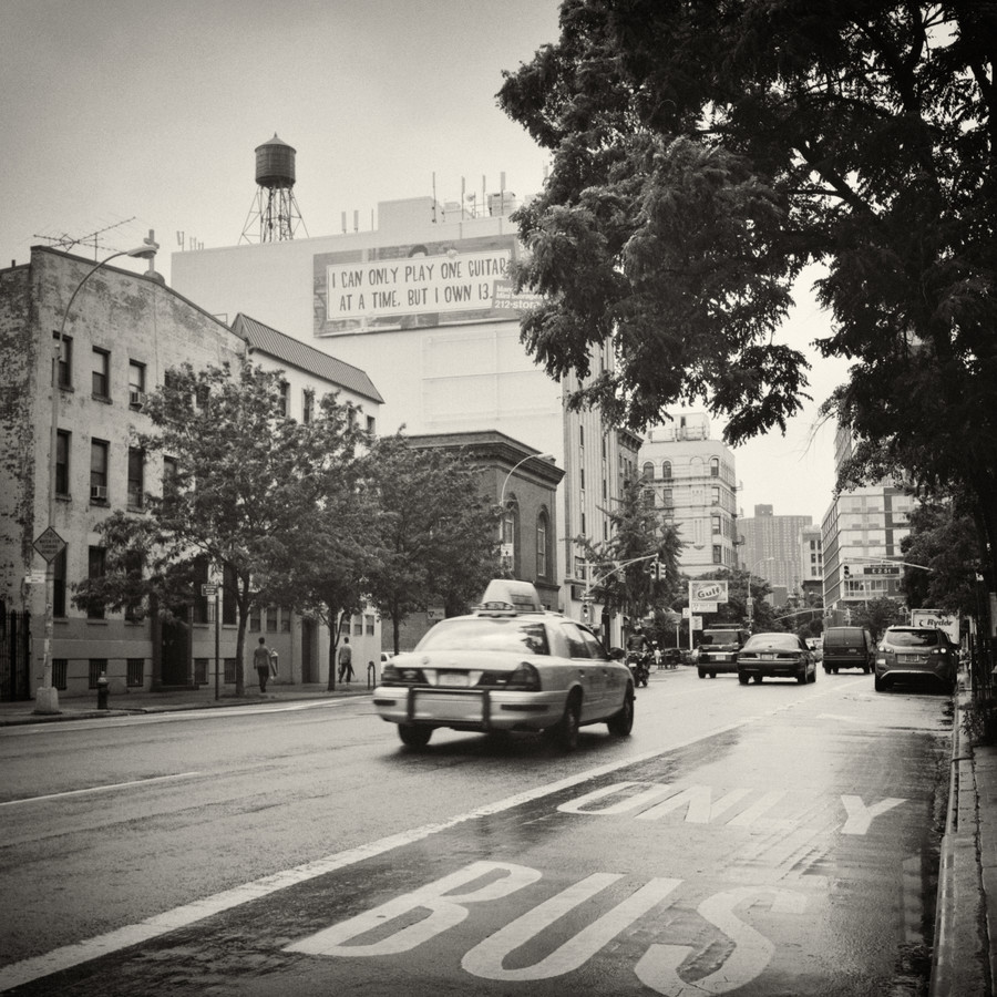 New York City - East Village - Fineart photography by Alexander Voss