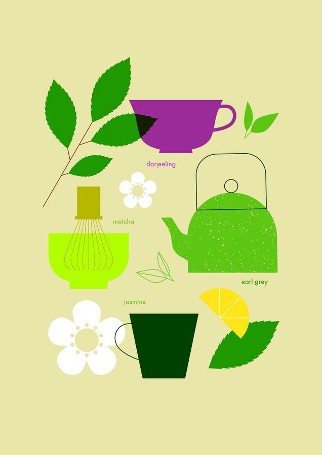 Tea please - Fineart photography by Maja Modén