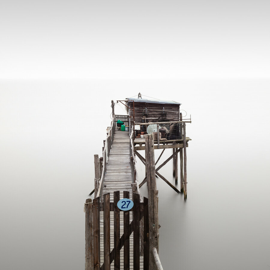 Port des Barques N°27 | Frankreich - Fineart photography by Ronny Behnert