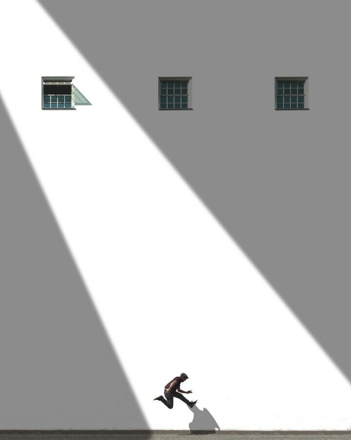 Jump! - fotokunst von Pascal Krumm