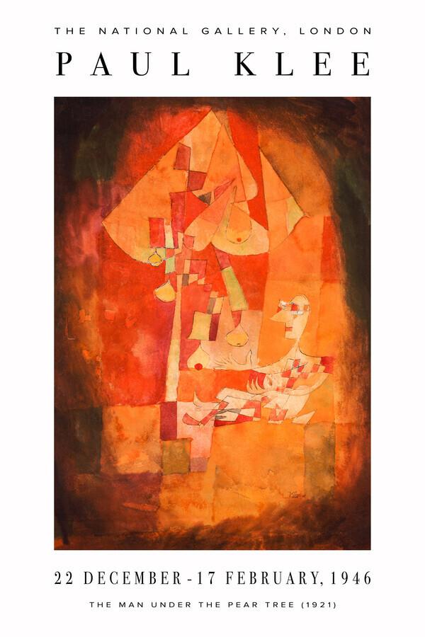 Exhibtion Print by Paul Klee - fotokunst von Art Classics