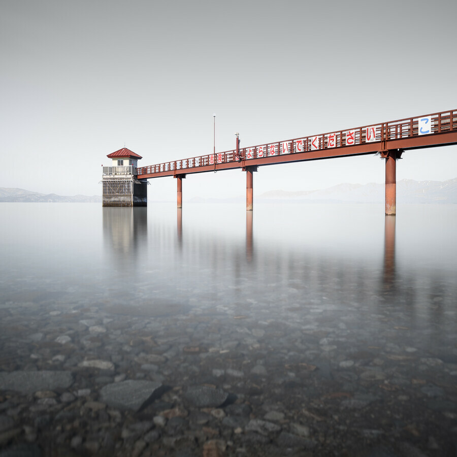 Sanbashi   Japan - Fineart photography by Ronny Behnert