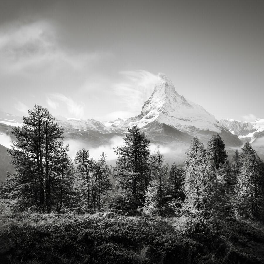 Matterhorn Study III | Schweiz - Fineart photography by Ronny Behnert