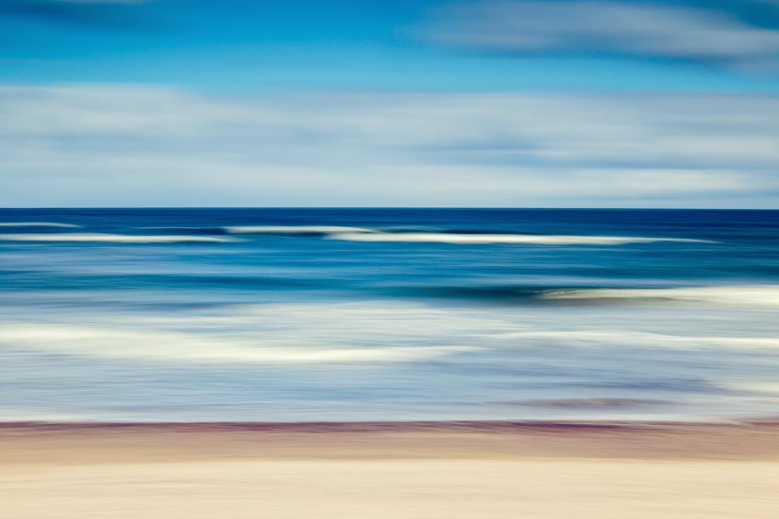 Baltic Sea Coast - fotokunst von Holger Nimtz