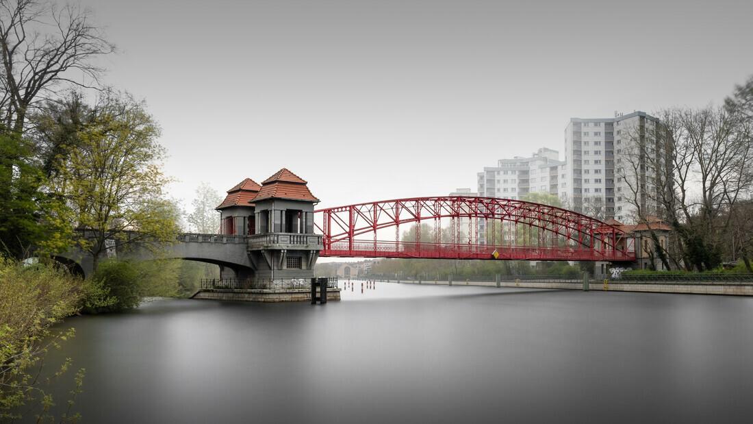 Sechserbrücke | Berlin - Fineart photography by Ronny Behnert