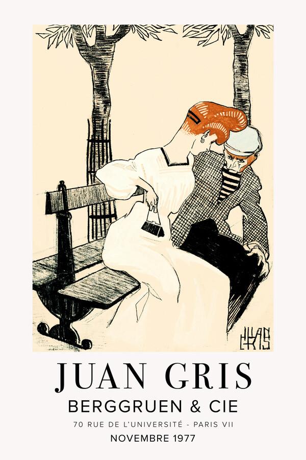 Juan Gris - Fineart photography by Art Classics