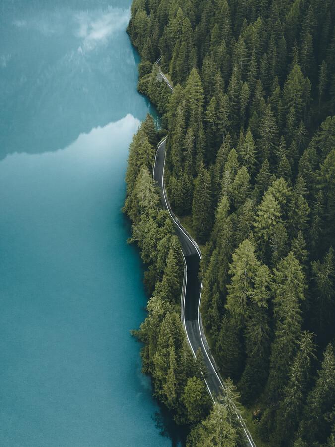 Orchester der Natur - fotokunst von Fabian Huebner