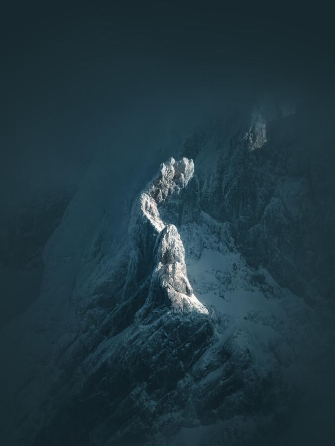 Hoffnungsschimmer - fotokunst von Fabian Huebner