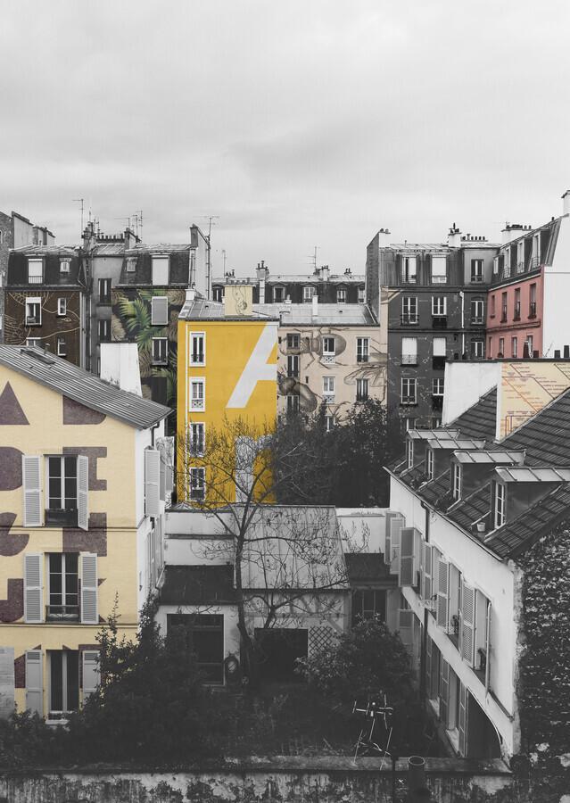 Paris - Fineart photography by Florent Bodart