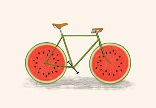 Florent Bodart, Juicy - Wassermelonen-Fahrrad (Deutschland, Europa)