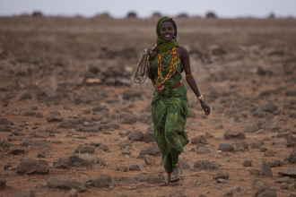 Walter Luttenberger, der laufsteg (Kenya, Africa)