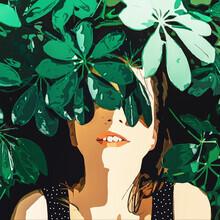 Uma Gokhale, Blinded By Leaves (India, Asia)